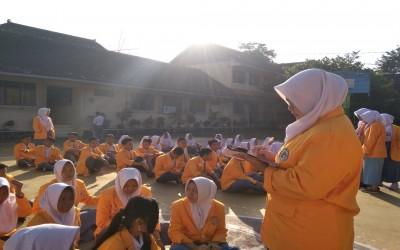 Masa Pengenalan Lingkungan Sekolah (MPLS) SMK Koperasi Yogyakarta Tahun Ajaran 2019/2020