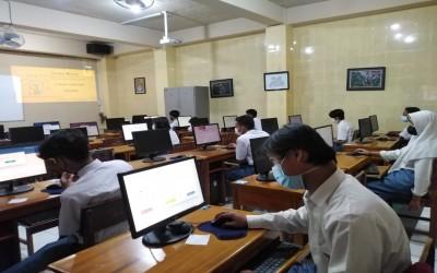 SMK Koperasi Yogyakarta Siap Sukseskan ANBK 2021!