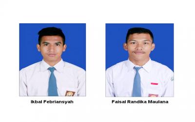 Inilah Ketua dan Wakil Ketua OSIS SMK Koperasi Yogyakarta 2020/2021 Terpilih